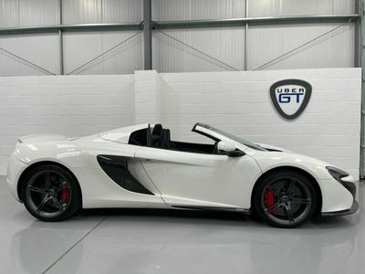 used McLaren 650S V8 Spider - Great Spec with Full History 3.8 2dr
