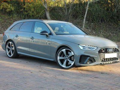 used Audi S4 Avant 3.0 TDI V6 Black Edition Avant Tiptronic quattro (s/s) 5dr