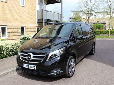 used Mercedes V220 V Class 2.2CDi BlueTEC Sport G-Tronic+ XLWB EU6 (s/s) 5dr 8 Seat XLWB