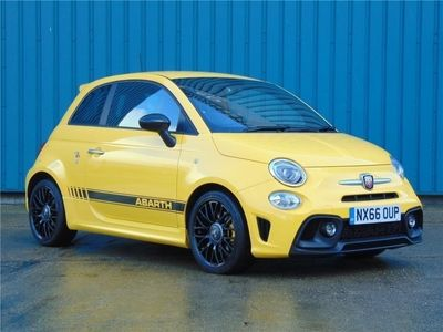 used Abarth 595 1.4 Turbo - Incredible Colour Combination 3-Door