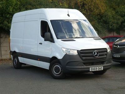 used Mercedes Sprinter 3.5t H1 Van