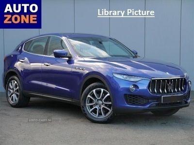 used Maserati Levante D V6 AUTO, 2018 ( )