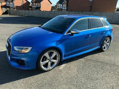 used Audi RS3 2.5 TFSI Sportback S Tronic quattro (s/s) 5dr