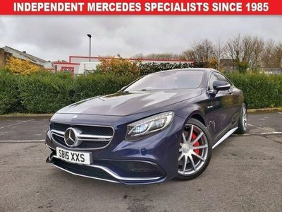 used Mercedes S63 AMG S Class S63 AMG 577 BHP 2d ULTIMATE SPECAMG BiTURBO V8