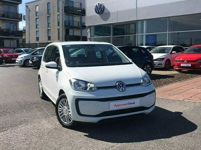 used VW up! 1.0 60PS Move Tech Edition