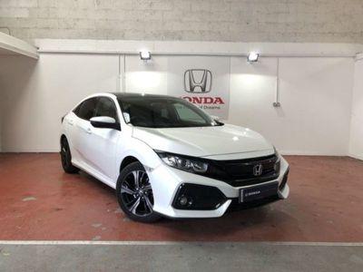 used Honda Civic 1.6 I-Dtec Ex 5Dr Auto