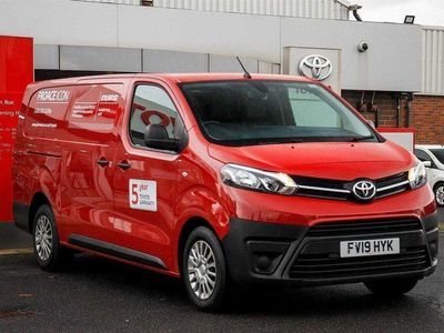 used Toyota Proace 2.0D 120 Icon Van