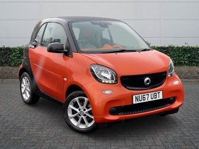 used Smart ForTwo Coupé Coupe 1.0 Passion 2dr
