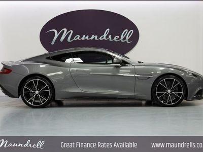 used Aston Martin Vanquish Vanquish 2013V12 Coupe 2013