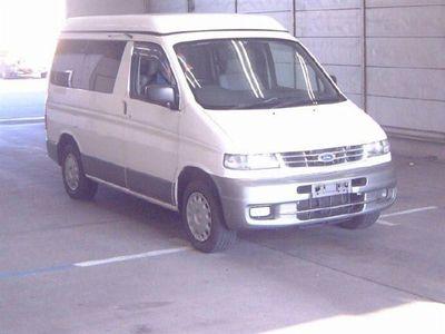 used Mazda Bongo 2.5 T DIESEL 8 SEAT 2 BERTH AUTO FREETOP