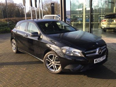 used Mercedes A200 A-ClassCdi Blueefficiency Sport 5Dr Auto