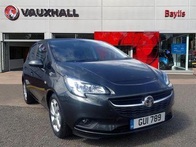 used Vauxhall Corsa 1.4 Energy 5dr [AC] Auto