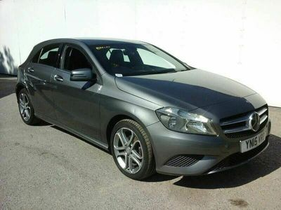 used Mercedes A200 A-Class 1.5 CDISport Executive Edition (109ps) 7G-DCT