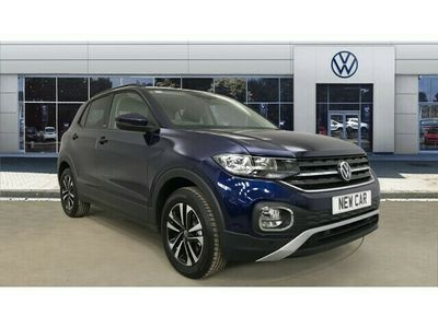 used VW T-Cross - 1.0 TSI 110 United 5dr Petrol Estate estate special edition