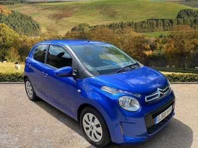 used Citroën C1 1.0 Vti 72 Feel 5Dr Etg