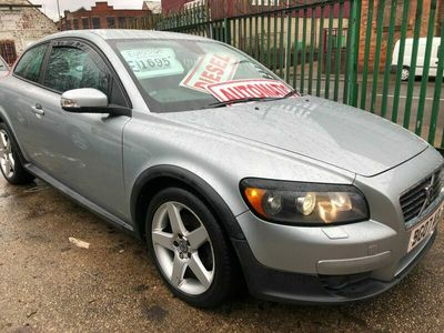 used Volvo C30 D5 SE Lux 3dr Geartronic