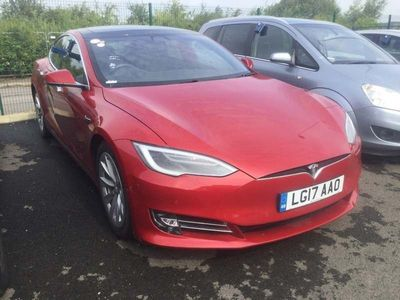 used Tesla Model S 75D Executive Edition Auto 4WD 5dr