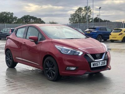 used Nissan Micra 0.9 IG-T Acenta (s/s) 5dr