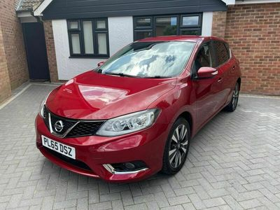 used Nissan Pulsar 1.2 DIG-T n-tec XTRON (s/s) 5dr