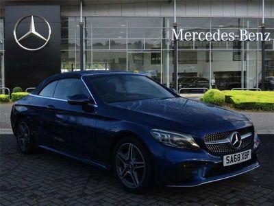 used Mercedes C200 C ClassAmg Line Premium 2Dr 9G-Tronic