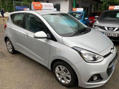 used Hyundai i10 1.2 SE 5dr