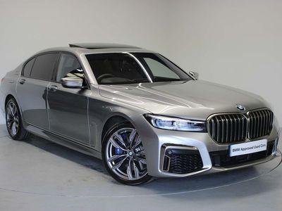 used BMW M760 7 SeriesxDrive Saloon 6.6 4dr