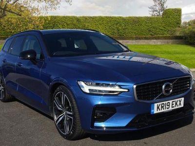 used Volvo V60 2.0 D3 R Design Pro 5Dr Auto diesel sportswagon