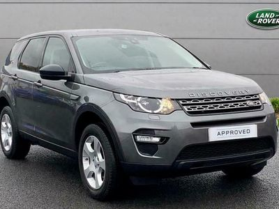 used Land Rover Discovery Sport SW SPECIAL EDITIONS