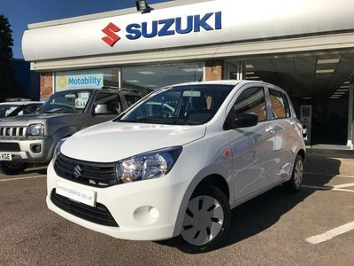 used Suzuki Celerio 1.0 Sz2 5Dr