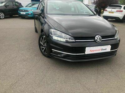 used VW Golf Diesel Hatchback 1.6 TDI Match 5dr DSG