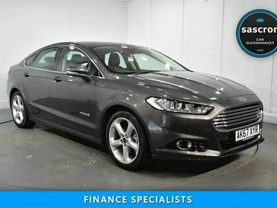 used Ford Mondeo 2.0 TiVCT Titanium Edition