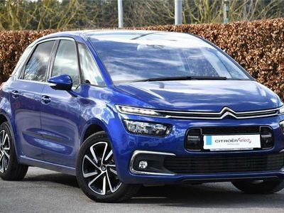 used Citroën C4 SpaceTourer 1.6 BlueHDi Flair (s/s) 5dr