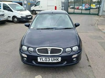 used Rover 25 1.4 IMPRESSION S 3 5d 84 BHP CD PLAYER WITH FM RADIO