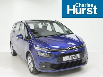 used Citroën Grand C4 Picasso 1.6 Bluehdi 100 Touch Edition 5Dr