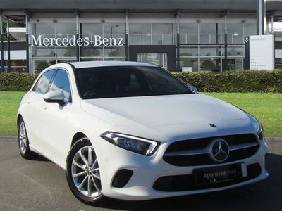 used Mercedes A180 A ClassSport Executive 5dr Auto diesel hatchback