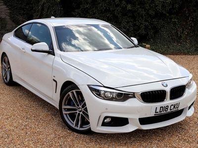 used BMW 440 4 Series 3.0 I M SPORT 2d 322 BHP