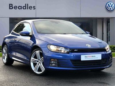 used VW Scirocco Scirocco 20152.0 TDi 184 BlueMotion Tech R Line 3dr DSG Coupe Coupe 2015