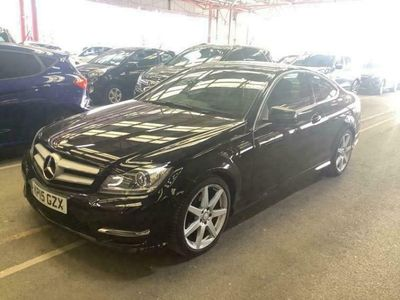 used Mercedes C220 C-CLASS 2.1CDI AMG SPORT EDITION 2d AUTO 168 BHP - A diesel coupe