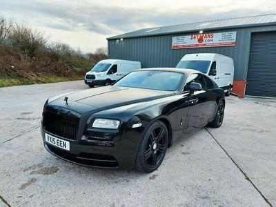 used Rolls Royce Wraith 6.6 V12 2d 624 BHP, 2015 ( )
