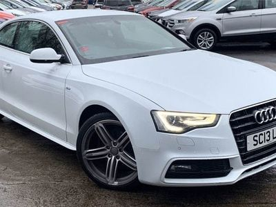 used Audi A5 2.0 TDI 177 S Line 2dr