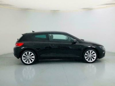 used VW Scirocco 2.0 GT TDI BLUEMOTION TECHNOLOGY 2d 140 BHP [LEATH diesel coupe