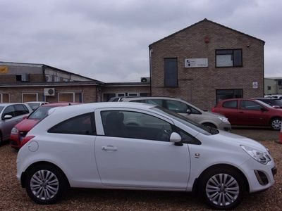used Vauxhall Corsa Hatchback 1.2 Energy 3d