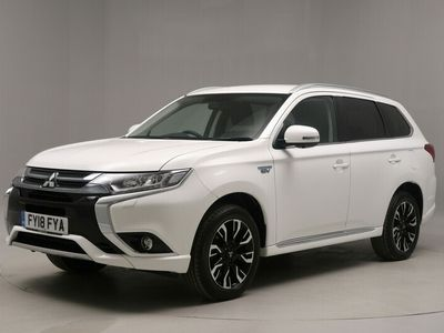 used Mitsubishi Outlander 2.0 PHEV 4h 5dr Auto -