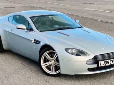 used Aston Martin V8 Vantage 4.7Sportshift 2dr (EU4) Auto