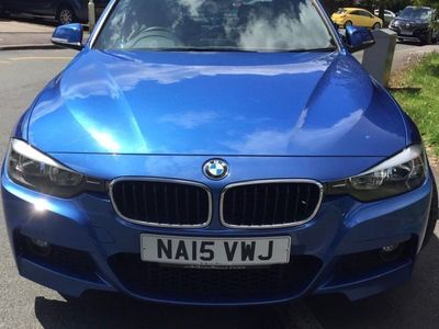 used BMW 318 3 Series 2.0 d M Sport (s/s) 4dr
