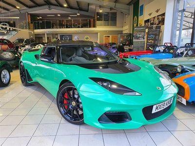 used Lotus Evora GT 410 SPORT 2+2 DEMONSTRATOR