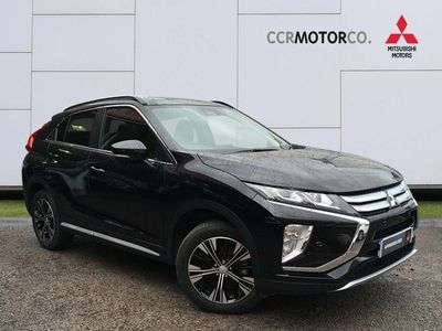 used Mitsubishi Eclipse Cross 1.5T 4 SUV 5dr Petrol (s/s) (163 ps)