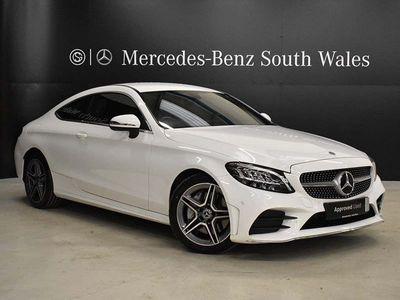 used Mercedes C300 C-ClassAMG Line 2dr 9G-Tronic