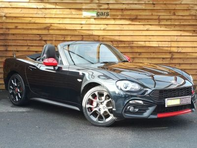 used Abarth 124 Spider 1.4 T MultiAir 2dr FULL SERVICE HISTORY
