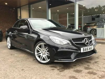 used Mercedes E400 AMG LINE EDITION